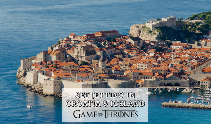 Game of Thrones - Set Jetting