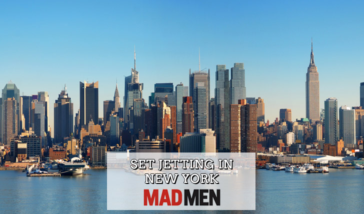 Mad Men | Set Jetting