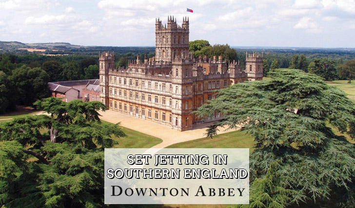 Downton Abbey | Set Jetting