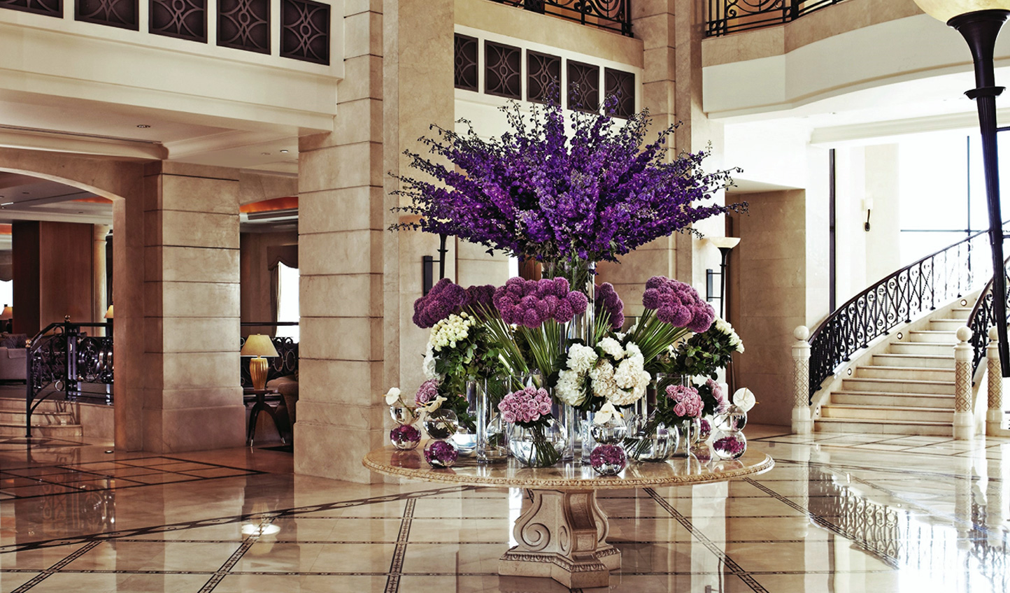 First impressions are everything at Four Seasons Amman