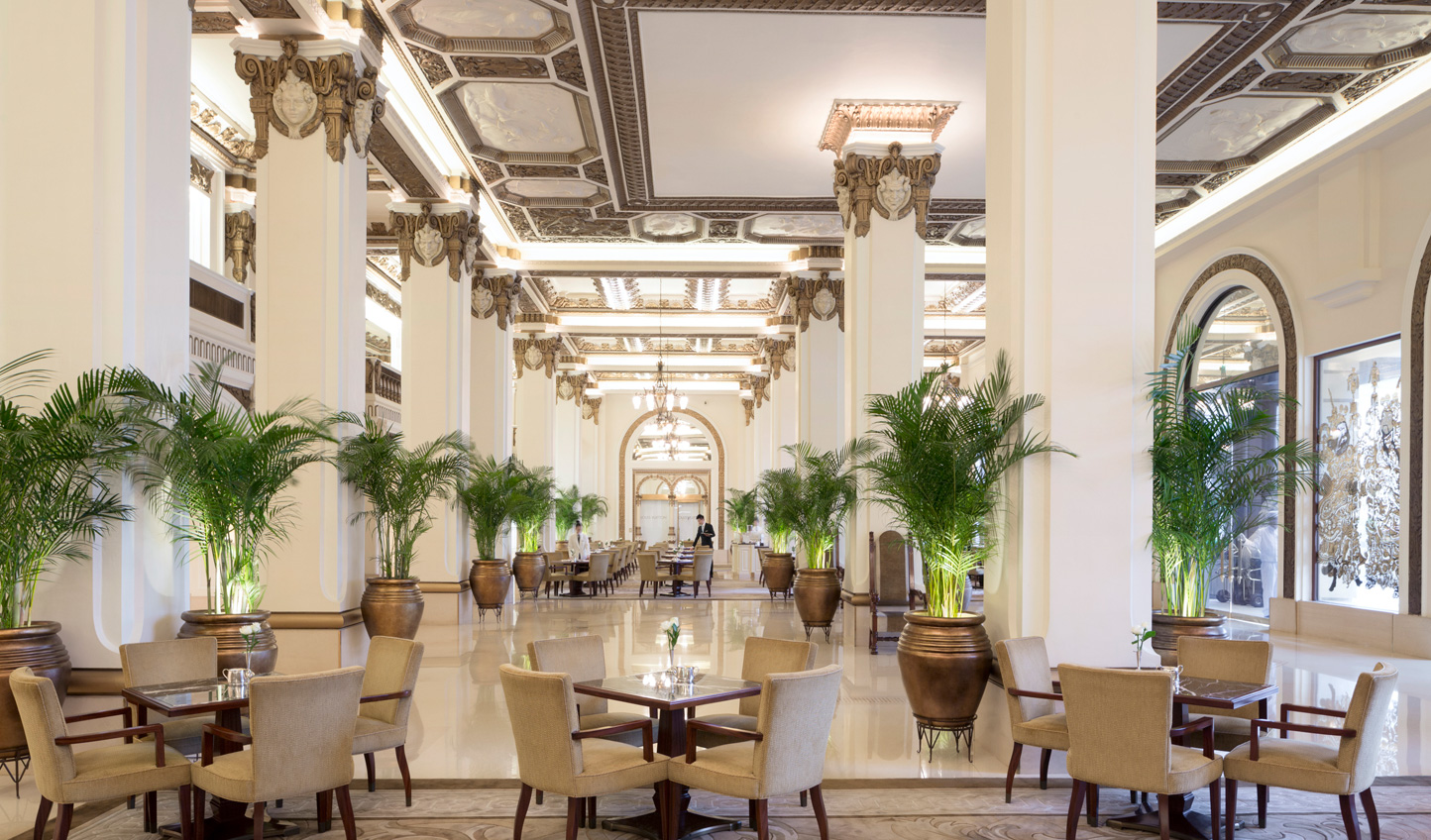 The moment you step into The Peninsula, you are enveloped in luxury