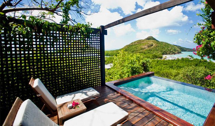 Hermitage Bay Hillside Suite