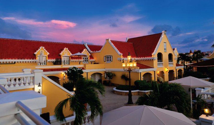 Amsterdam Manor Beach Resort, Aruba