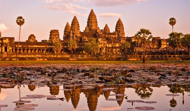Luxury Cambodia Holidays Angkor Wat   Black Tomato