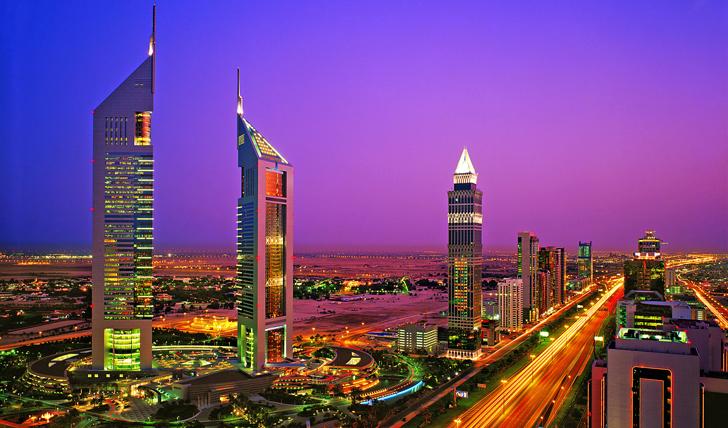Dubai by night | Black Tomato