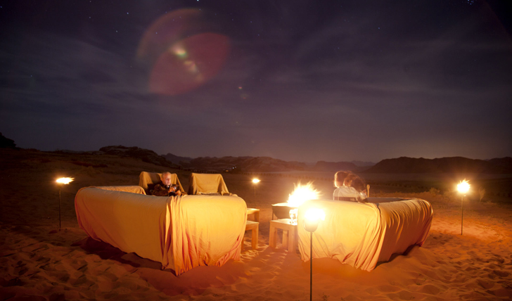 Bedouin Camp Experience, Wadi Rum