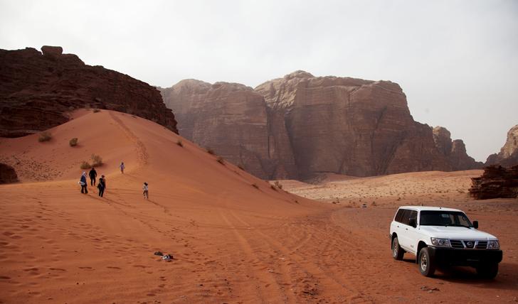 Wadi Rum | Black Tomato luxury holidays