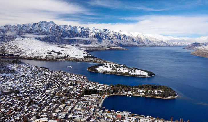 The Sublime Queenstown Scenery