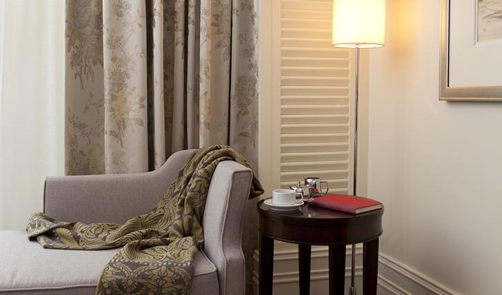 Rooms at Raffles Makati