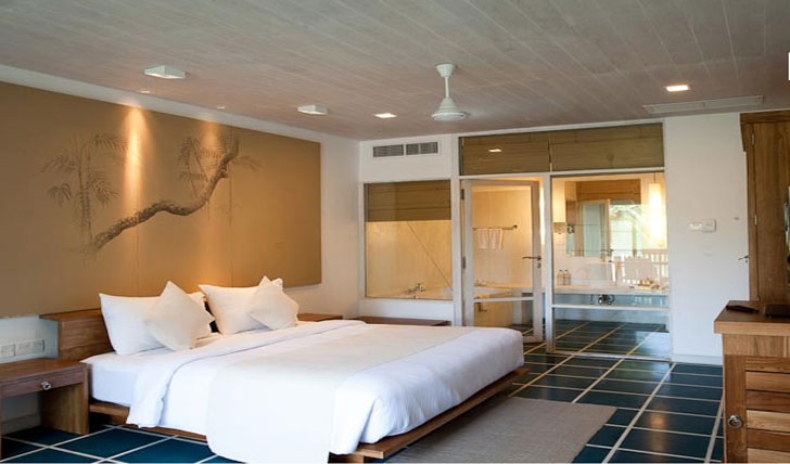Hotel Room | Jetwing Blue Hotel | Sri Lanka | Black Tomato