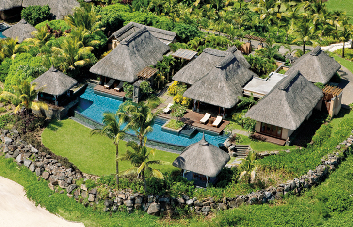 the shanti villa at the shanti maurice