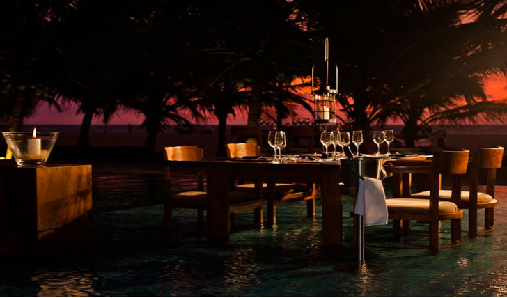 The Float | Restaurant | Jetwing Blue | Black Tomato | Sri Lanka