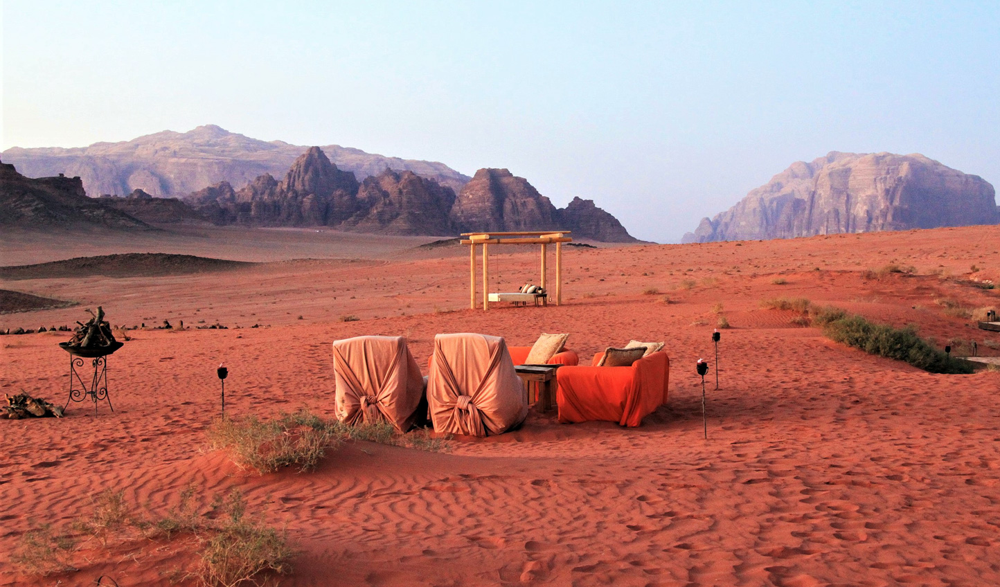 With the desert as your home, you'll enjoy total peace and quiet