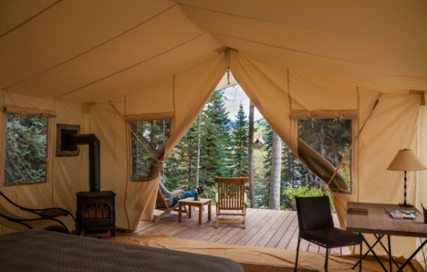 301 moved permanently for Colorado canvas tent