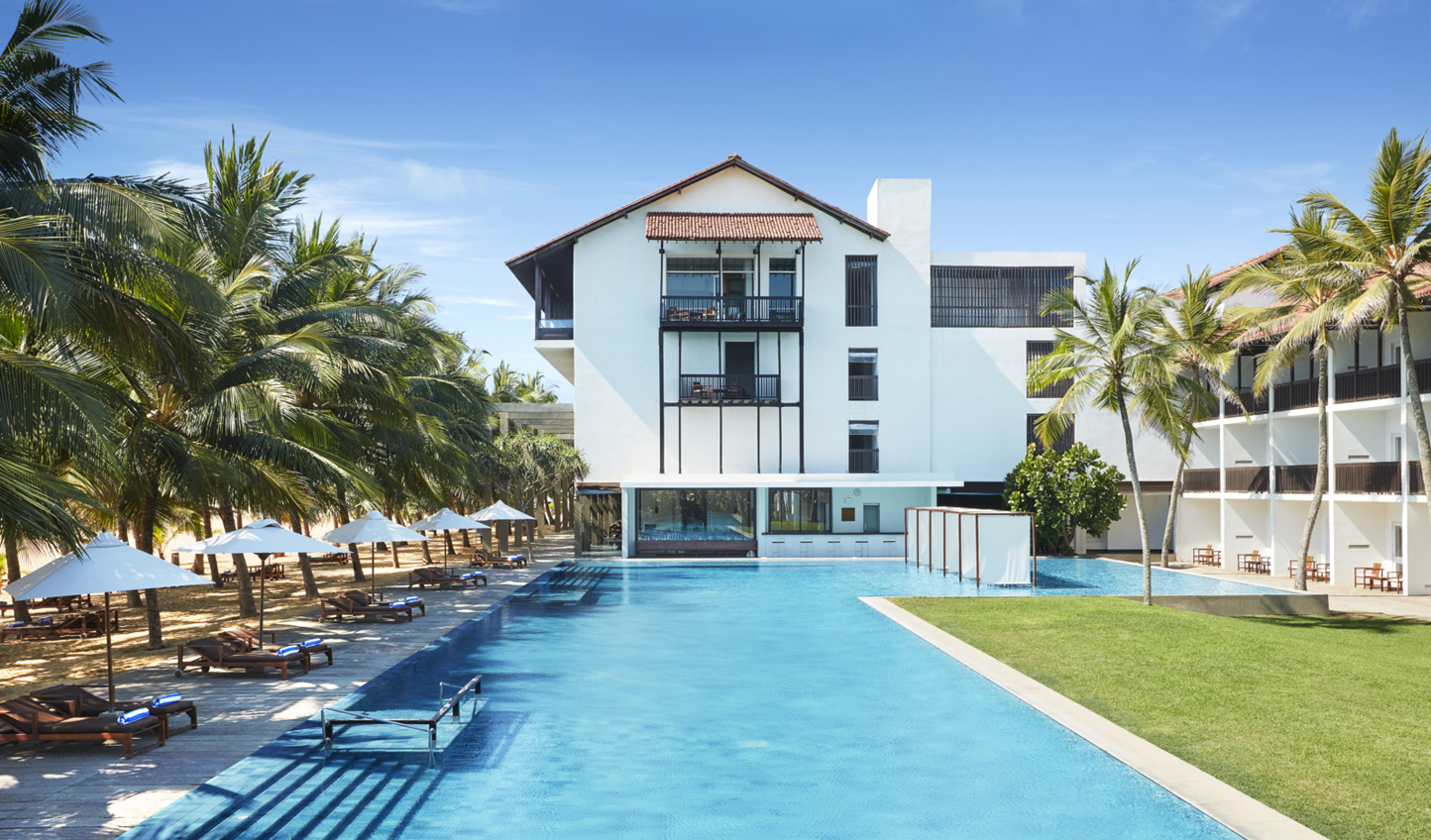 Relax beneath the warmth of the Sri Lankan sun