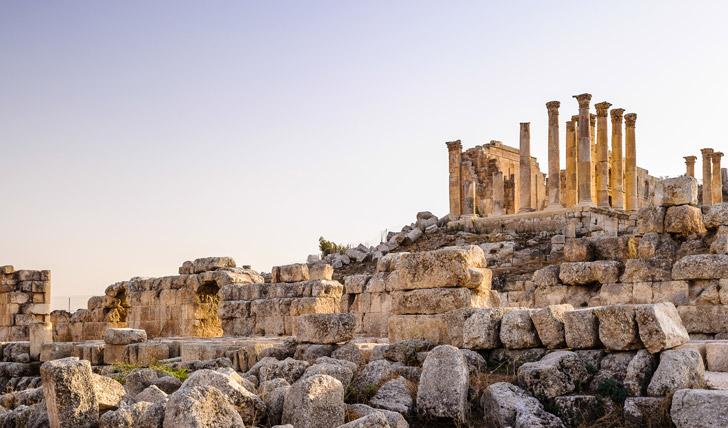 Trip to Jordan - Black Tomato