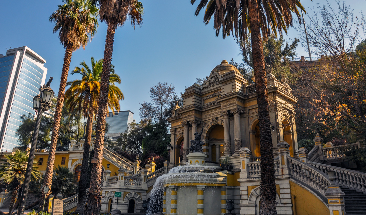 Start your Chilean adventure in Santiago