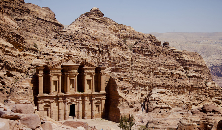 The incredible ruins of Petra