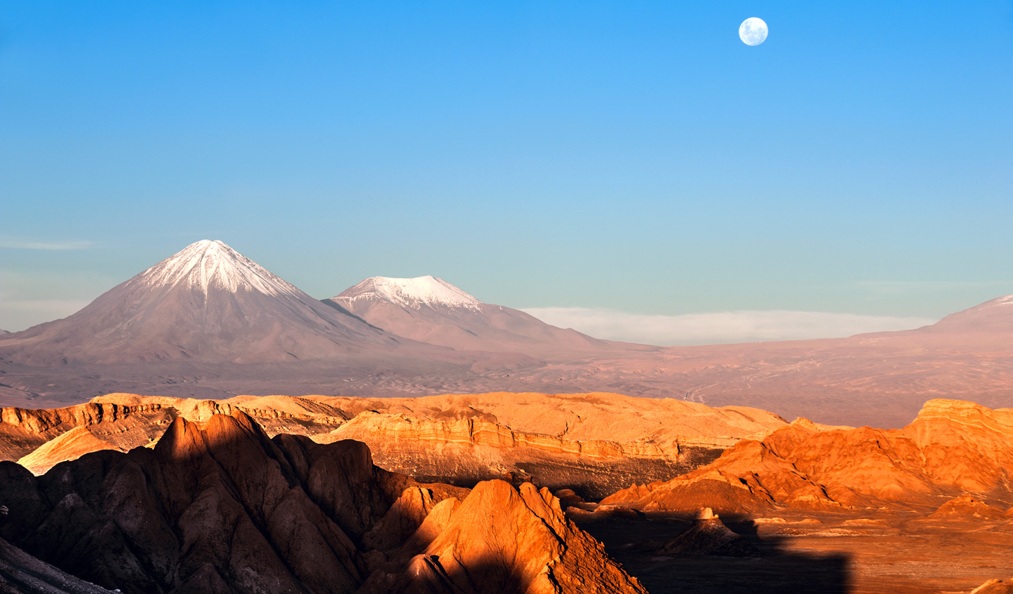 See the beauty of Valle de la Luna