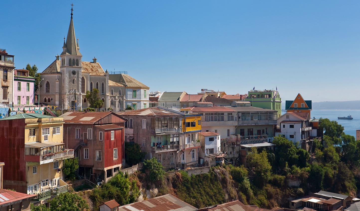 Valparaiso, a UNESCO world heritage city