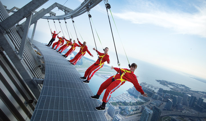 The Edgewalk, Toronto, Canada