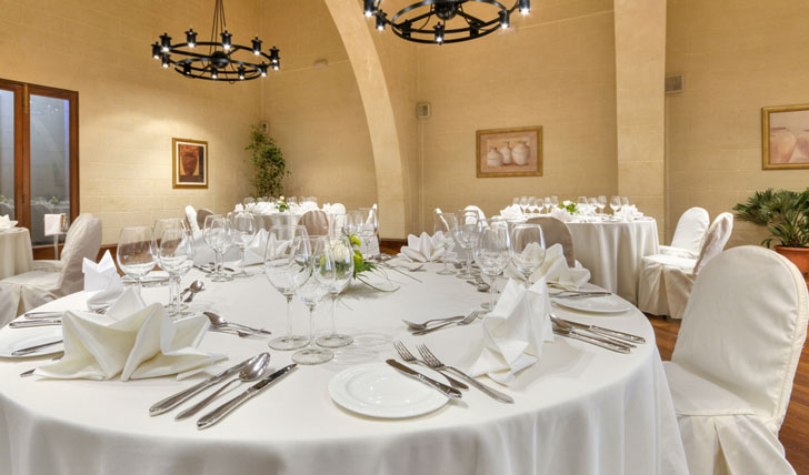 Il Kapella Banquet Hall | Kemplinski Hotel | Malta and Gozo | Black Tomato