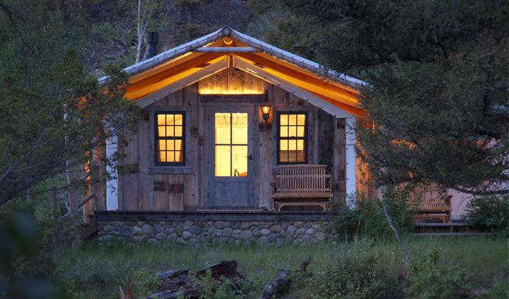 Your Trapper Cabin