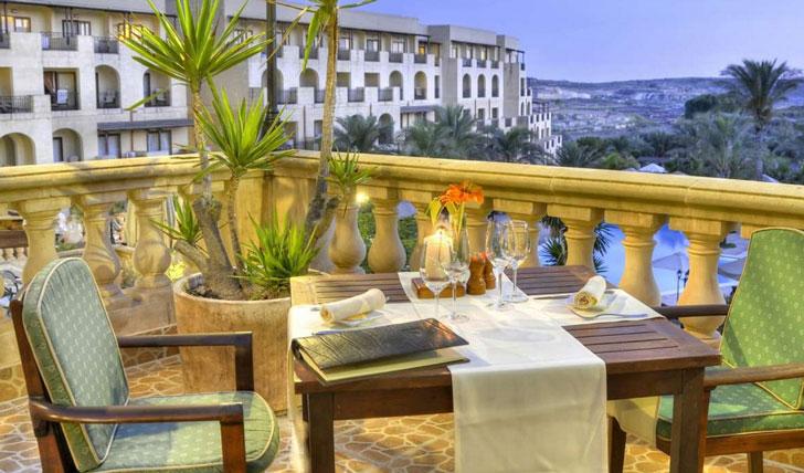 Trattoria Restaurant | Kempinski Hotel | Gozo | Black Tomato | Luxury Holidays
