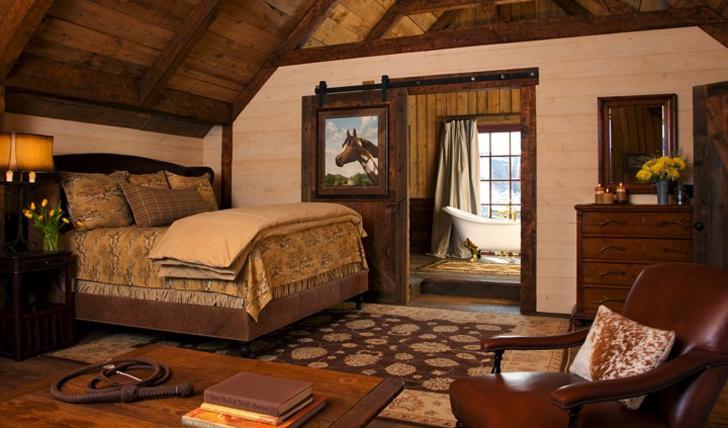 Sleep in Luxury