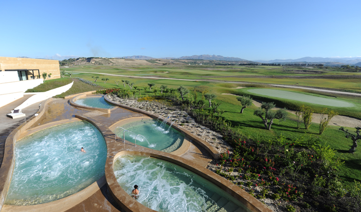 pools at verdura golf and spa resort