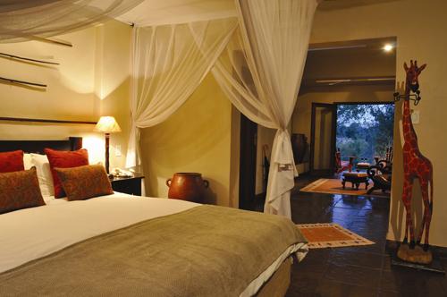 Master Bedroom | Bush Lodge Sabi Sabi