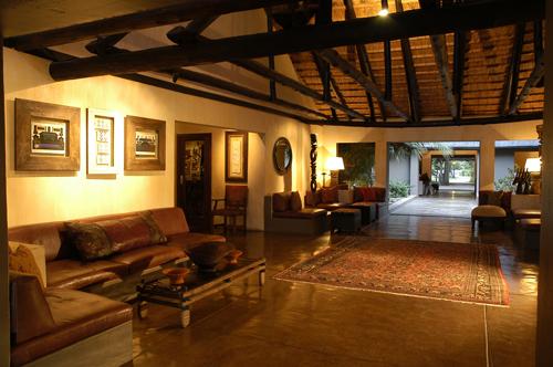Lobby | Bush Lodge Sabi Sabi