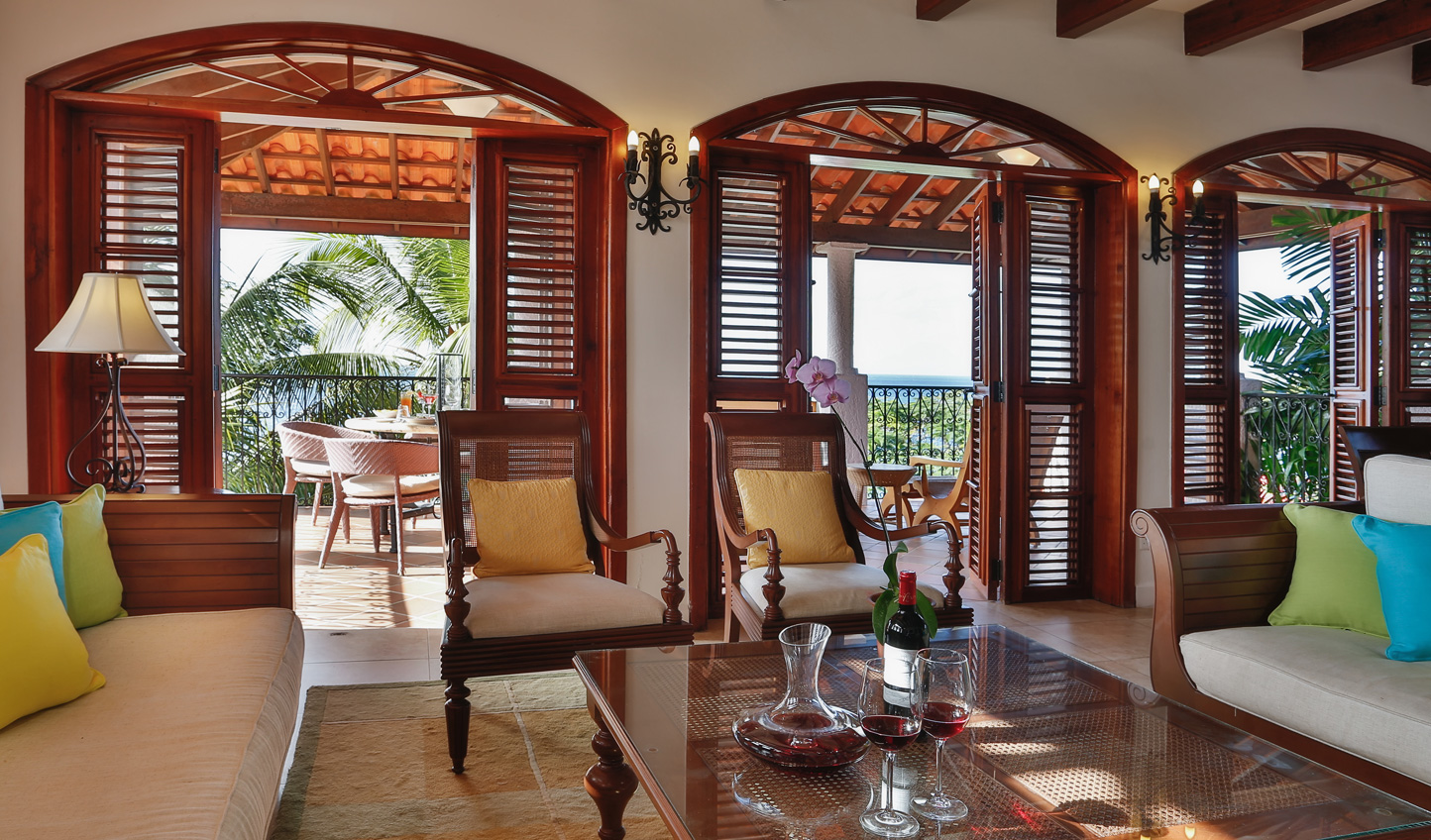 Spacious Villa Suites