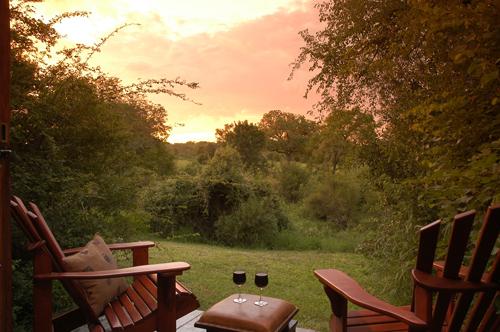 Room with a view | Bush Lodge Sabi Sabi