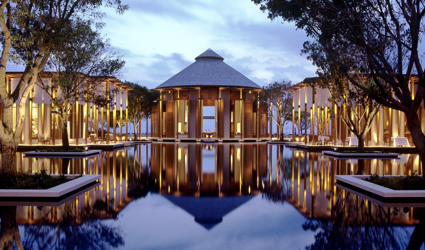 Make an entrance at Amanyara