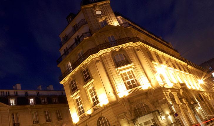 Grand hotel du palais royal paris black tomato - Grand hotel du palais royal ...