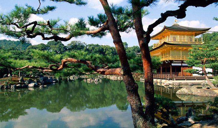 Kinkaku Ji Temple
