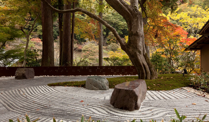 Delight in Japanese gardens