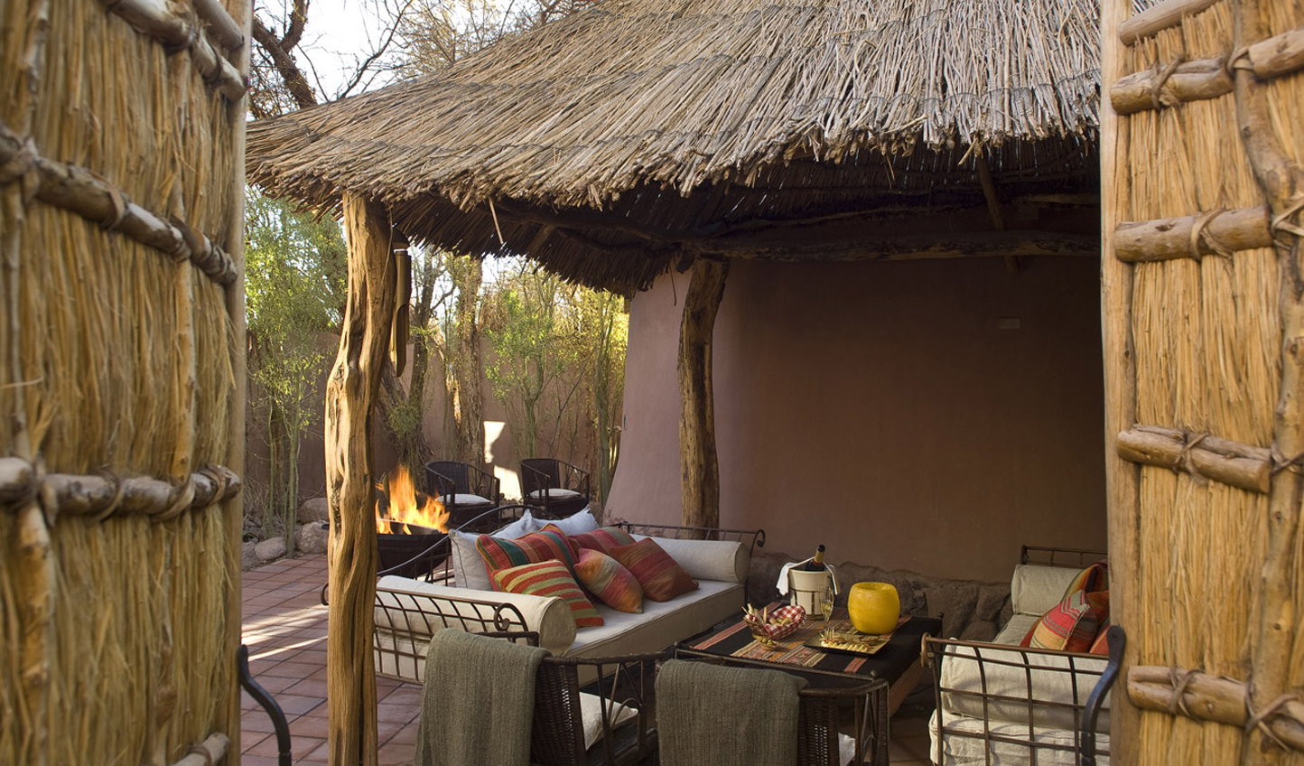 A natural paradise in the heart of the Atacama Desert