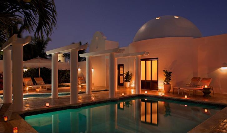 Your luxury villa