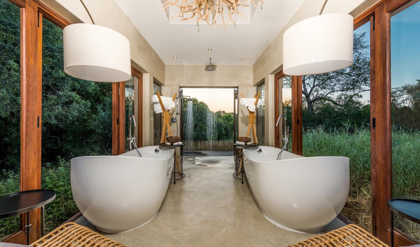 Bathe in style