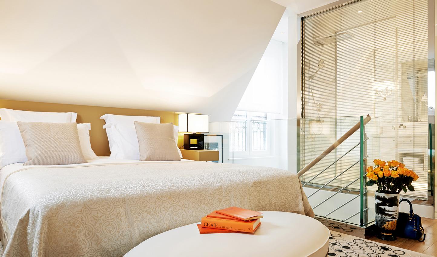 The exquisite Palais Royal Suite