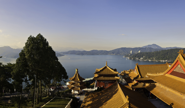 Sun Moon Lake, Luxury Holidays in Taiwan