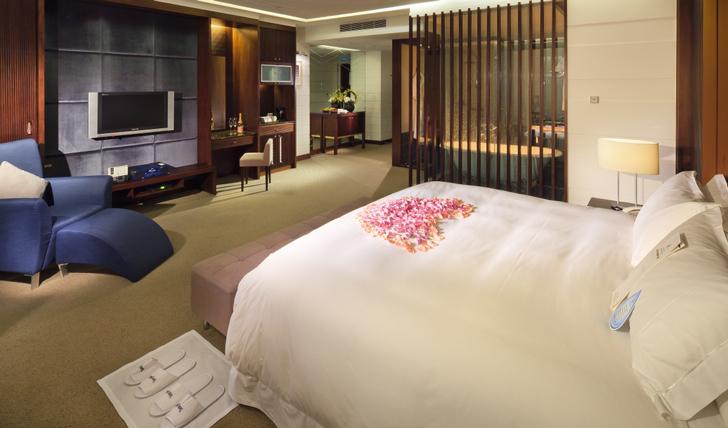 Trendy Room at Tayih Landis Hotel