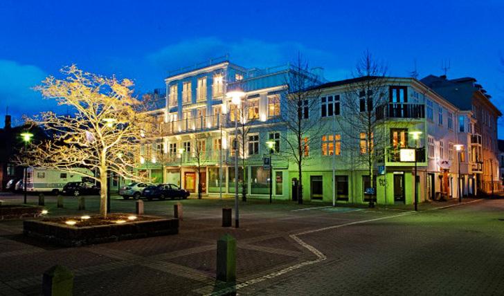 Kvosin hotel