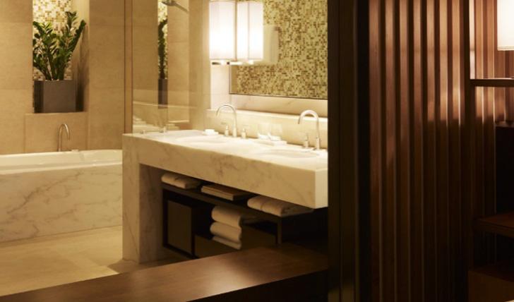 Beautifully designed bathrooms