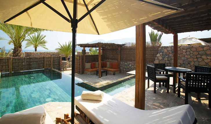 Luxury beach holidays in Oman