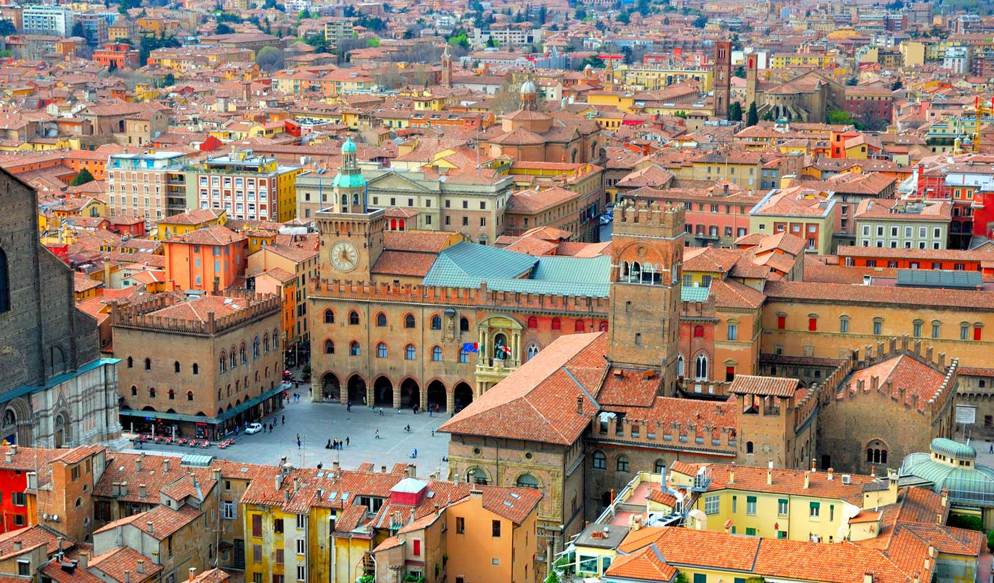 There's more to Bologna than world-class cuisine