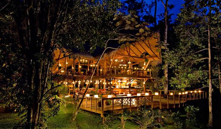 Costa Rica luxury adventure holidays