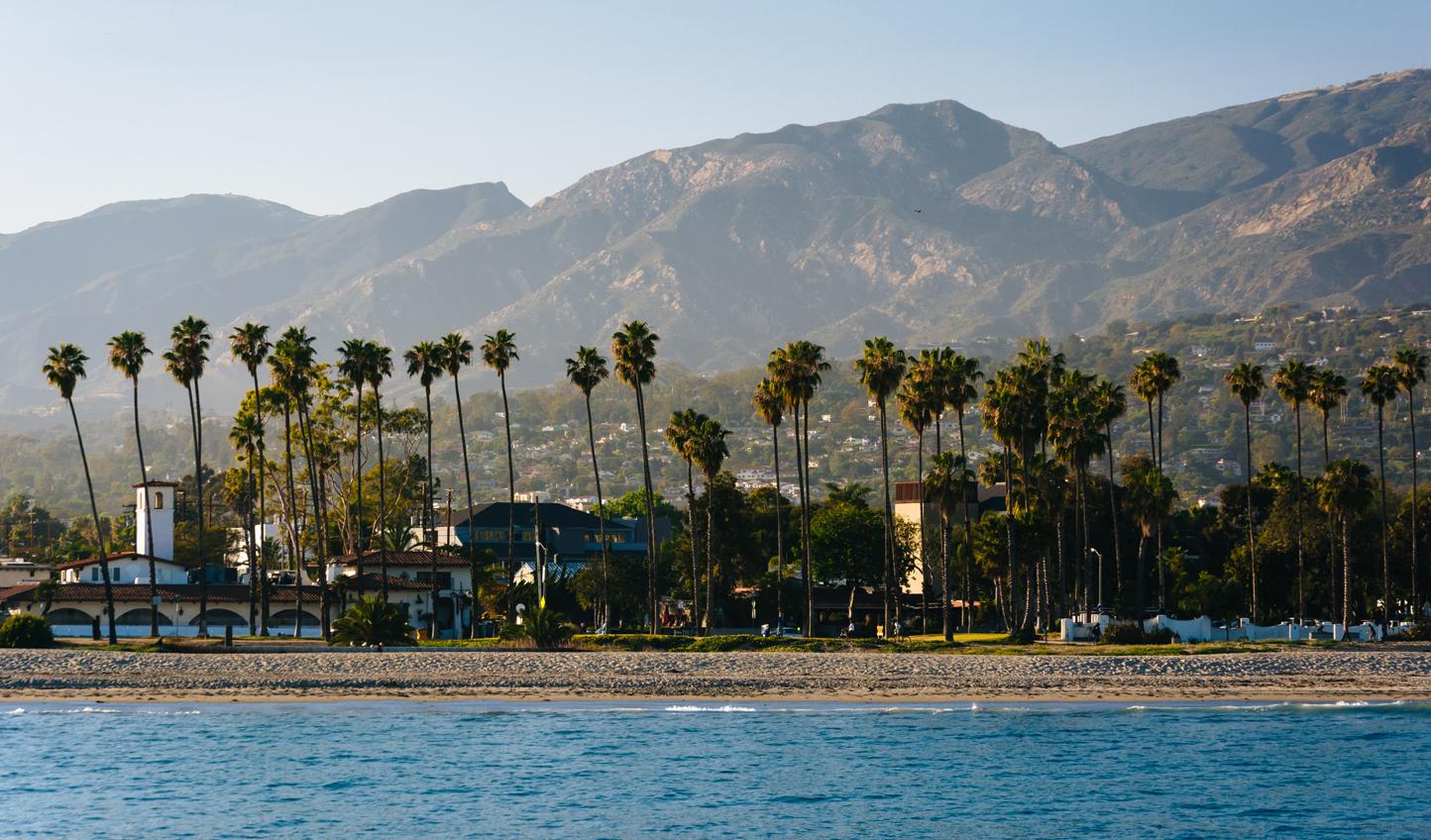 Laid back vibes in Santa Barbara